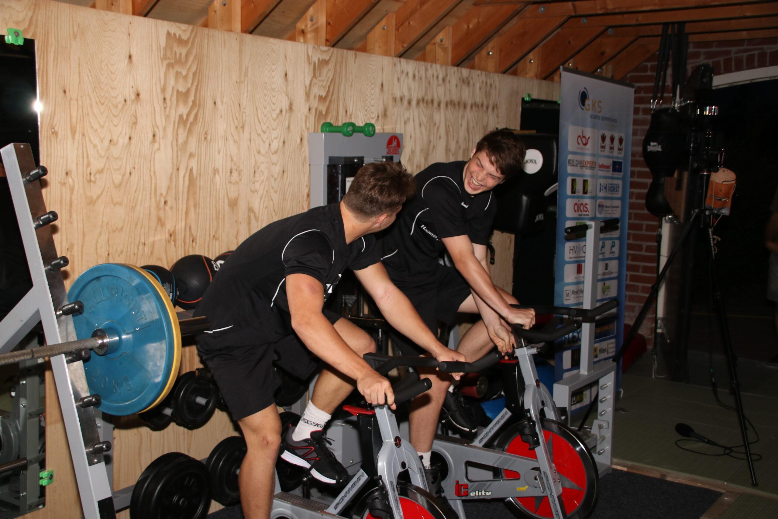 Pre-seizoenstart training